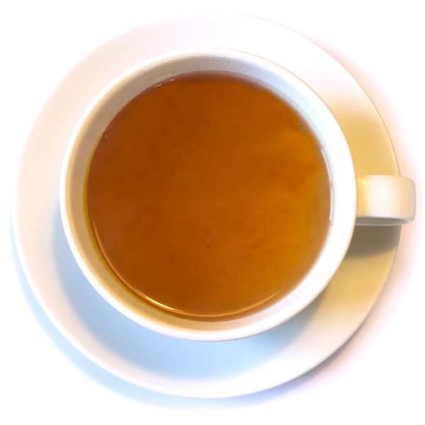 Kopp svart te EarlGrey, ekologiskt odlat
