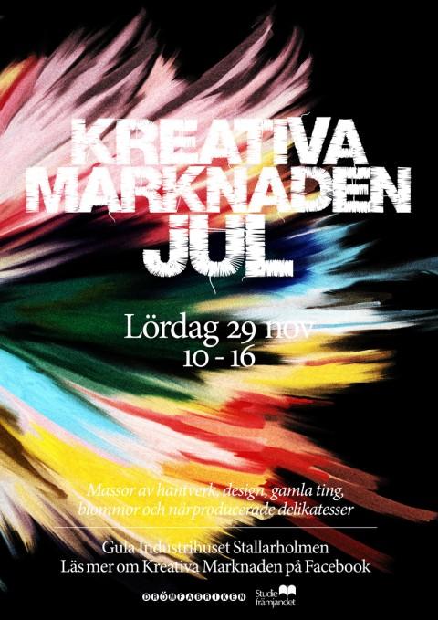 KreativaJulmarknaden