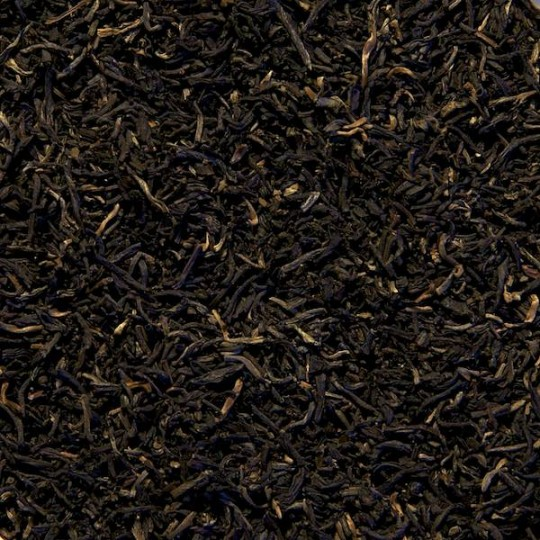 Svarta teblad Yunnan Menglai Chashan
