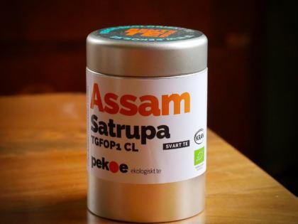 Nya blad från Assam