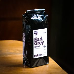 Ekologisk Earl Grey Rukeri 250gr