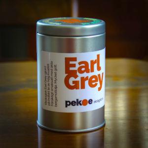 Burk med ekologisk Earl Grey