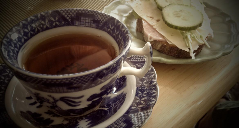 Hur smakar ekologiskt te?