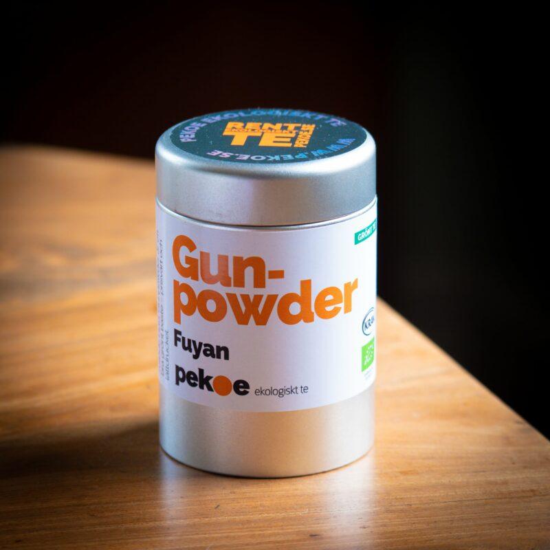 gunpowder fuyan teburk