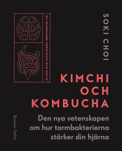 Kimchi och Kombucha - bok om Kombucha