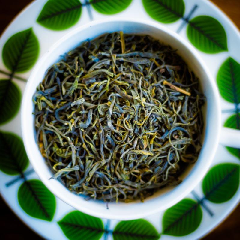 mao feng supergreen qinshan blad6