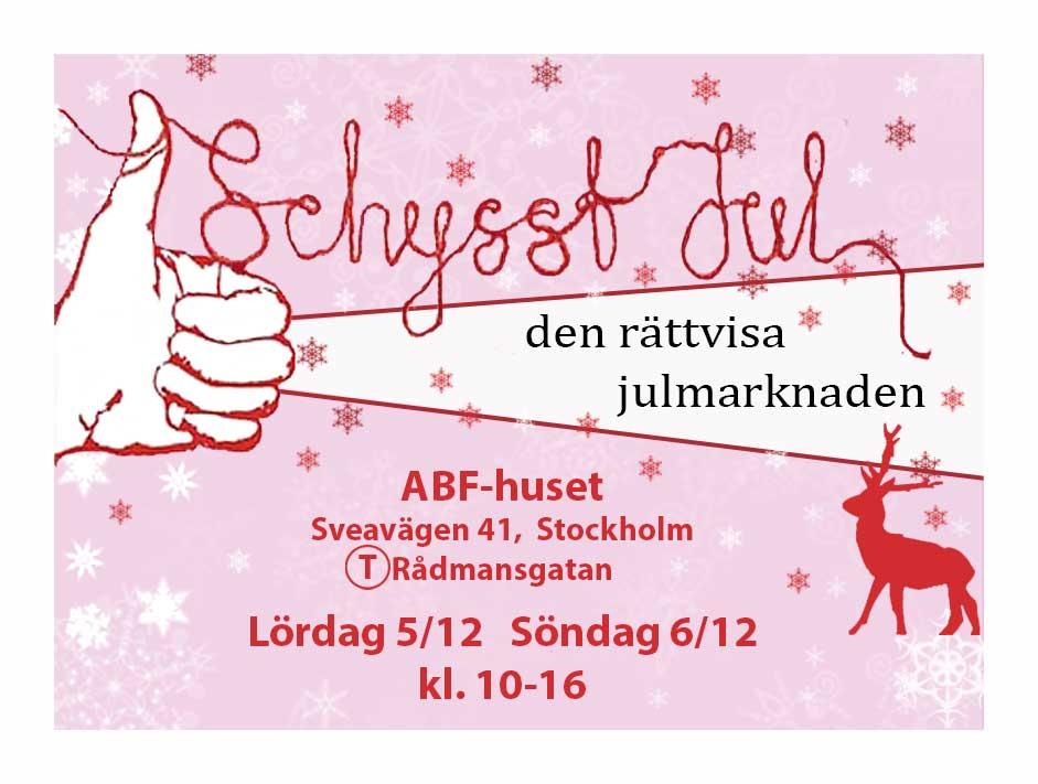 Schysst jul 2015 Stockholm