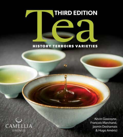 Tea History Varieties - Bok om te