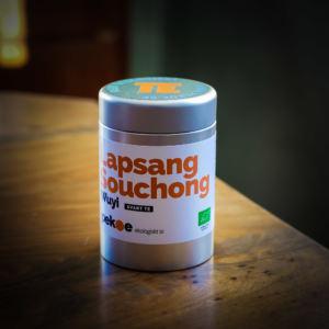 ekologiskt Lapsang Souchong