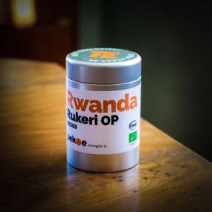 ekologikst te från Rwanda.
