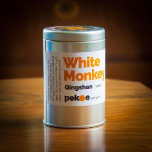 100 gram teburk White Monkey