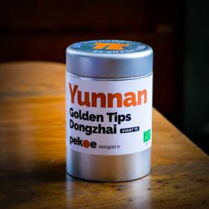 ekologiskt te från yunnan
