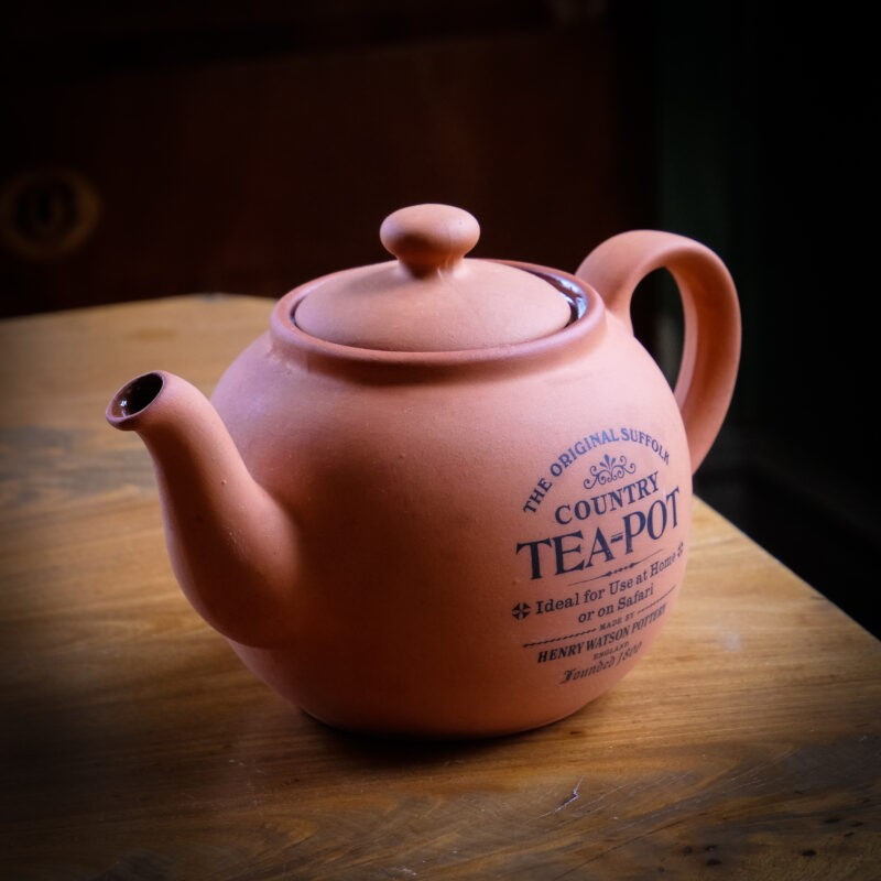 tekanna country tea pot 2